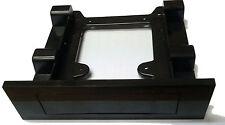 """5.25"""" Bay to 3.5"""" Bay Adapter Frame Black for Desktop PC Case, Card Reader, SSD"""