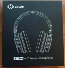 Cowin E7 Pro ANC Wireless Bluetooth Headphones Over Ear Travel/Work/Cellphone