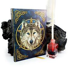 Embossed Journal Diary The Wild One Lisa Parker Goth Fantasy Mystic Magic Gift