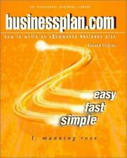 Businessplan.Com: How to Write an Ecommerce Business Plan (Psi Successful