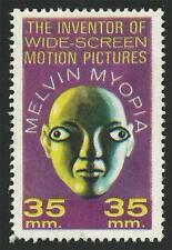 1964 MAD Magazine Melvin Myopia Exotropia Optometry Ophthalmology Novelty Stamp!