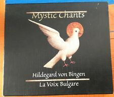 Mystic Chants Hildegard Von Bingen - Le Voix Bulgare Box 2 X CD Retro Gold 1999