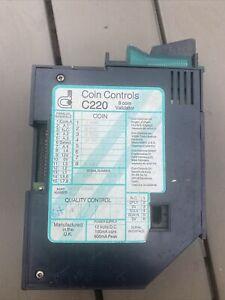 Coin Controls C220 Coin Mechanism