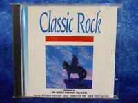 CLASSIC ROCK Performed By The London Symphony Orchestra CD BP Lifestyle 1988