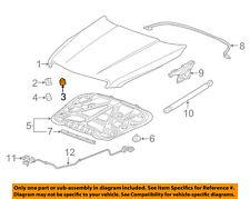 GM OEM-Hood Rubber Bumper Cushion 96497159