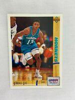 Kendall Gill Charlotte Hornets 1991 Upper Deck Basketball Card 39