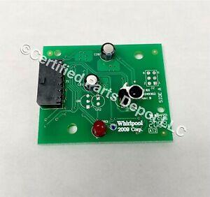 New Genuine OEM Whirlpool Receiver Control Board W10882532 / W10898445