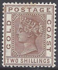 Gold Coast (until 1957) Postage Stamps