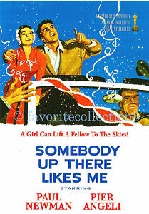 Somebody Up There Likes Me (1956) - Paul Newman, Pier Angeli (Region All)