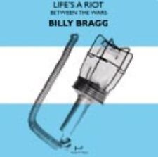 Billy Bragg Life's A Riot / Between The Wars Us Lp