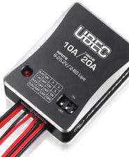 Hobbywing-UBEC-Schaltregler 2-6S Lipo, 6-25.2V, bis 20Ah! Hochleistungs HVUBEC!