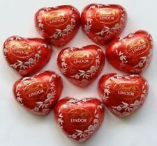 Lindt Lindor HEARTS MILK CHOCOLATE TRUFFLES gift present valentines mothers day