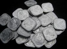 India 5 Paise 1967 Calcutta BU lot of 25 coins