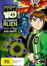 BEN 10 Ultimate Alien Pursuit of Infinity Vol 2  DVD, NEW & SEALED FREE POST