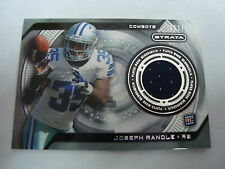 2013 Topps Strata Joseph Randle Game Used Jersey Rc #'d 61/213