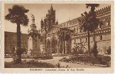 PALERMO - CATTEDRALE - STATUA DI S.ROSALIA 1933