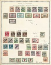 Hungary Collection 1919 on 5 Minkus Pages, Occupation Romanian, Serbian