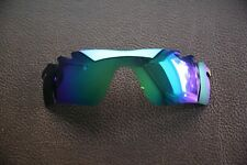 PolarLenz Polarized Verde REPLACEMENT LENS per-Oakley RadarLock