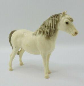 Vintage Breyer Molding Co Vintage Alabaster Proud Arabian White Horse
