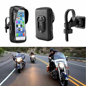 360° Phone Case Mount Holder Bracket Package Bicycle Bike Motorbike Waterproof