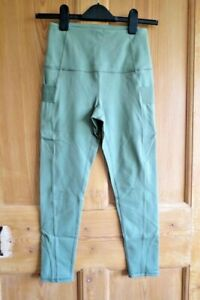 Free People Movement High RIse 7/8 End Game Leggings Size XS, Green