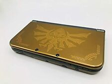 Used New Nintendo 3DS XL Rare Golden Zelda Hyrule Edition from Japan