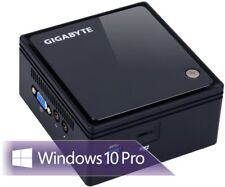 Gigabyte Brix lautlos 6 Watt Mini PC - Intel Quad - 8GB - 512 GB SSD - WLAN, BT