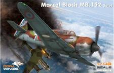 Dora Wings 1/48 Model Kit 48019 Marcel-Bloch MB.152С.1 late