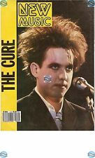 THE CURE NEW MUSIC MAGAZINE / POSTER N° 2H