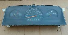 92 95 Toyota Pickup Truck Instrument Gauge Cluster Auto 255k Miles 22re 4x2 Oem