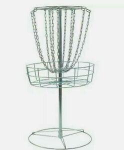 NIB DGA M-14 DISC GOLF PRACTICE BASKET GREAT CHRISTMAS GIFT FOR THE DISC GOLFER