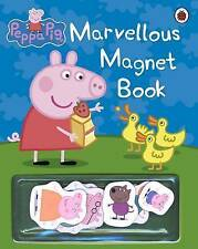New - Peppa Pig Marvellous Magnet Book - Hardback - ABC Shop