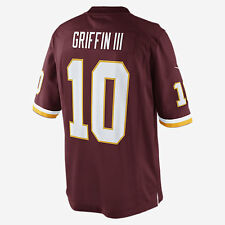 Nike Washington Redskins Limited Jersey RG3 #10 Sz L 468974 684 Stitched $150