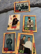 New Kids On The Block Cards + Extra Inserts 450+ Cards 1989