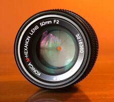 [MINT] Konica M-Hexanon 50mm F2 Lens (Leica M-Mount / Japanese Summicron)