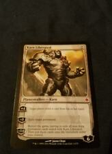 Karn Liberated x1 LP/MP New Phyrexia MTG Magic the Gathering