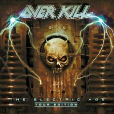 OVERKILL - THE ELECTRIC AGE - TOUR EDITION - NEW CD ALBUM