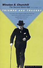 Triumph and Tragedy (The Second World War), Churchill, Winston S., 0395410606, B
