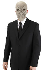 Doctor Who The Silence Mask Licensed Tan Foam Frontal Face Mask