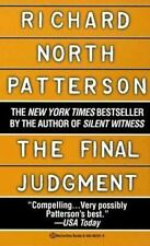 The Final Judgment by Richard North Patterson (1996, Paperback)