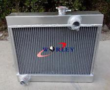3 Row For TOYOTA COROLLA KE30 KE35 KE38 KE55 KE70 1974-1985 MT Aluminum Radiator