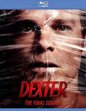 Dexter ~ Complete 8th Eighth (FINAL) & 8 Eight ~ BRAND NEW 3-DISC BLU-RAY SET