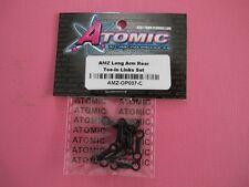 Long Arm Rear Toe-In Links Set For 1/27 ATOMIC AMZ BZ RC Touring Car AMZ-OP037-C