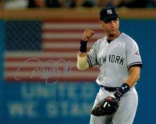 Derek Jeter Autographed Signed 8x10 Photo ( HOF Yankees ) REPRINT
