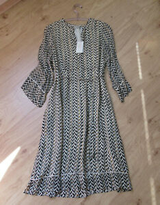 Schönes NILE Kleid Gr. L 40