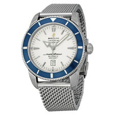 Breitling Superocean Heritage 46 Silver Dial Mens Watch A1732016-G642SS