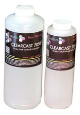 clear epoxy resin casting coating craft embedding table top epoxy - 48oz