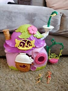 Disney Tinkerbell House Playset With Figure