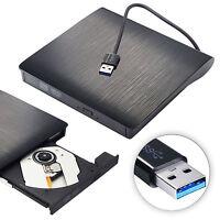 External USB 3.0 DVD CD±RW R Writer Burner Drive Reader Laptop PC UK