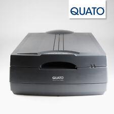 QUATO Intelli Scan 1600 A3-Scanner Mittelformat Dia Negativ XRay Röntgen VUESCAN